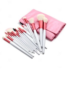 Makeup Brush professionale con custodia in pelle gratis (046011932)