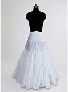 Nylon / Tulle Floor-length Wedding Petticoat (037004072)