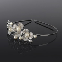 Wedding Casual Rhinestone As the Picture Headpieces With As the Picture (042017805)