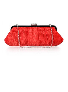 Satin charmoso com o Crystal Evening Bolsa / Embreagens (mais cores) (012026229)
