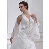 Shawls Wedding Organza Lace Wraps (013025120)