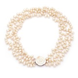 Beautiful Pearl Ladies' Necklaces