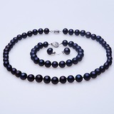 """Gorgeous """"AA"""" Pearl Ladies' Jewelry Sets"""