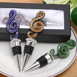 Beautiful Treble Clef Shape Bottle Stoppers (052024732)