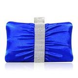 Fashion Nylon Clutches With Crystal(More Colors) (012025174)
