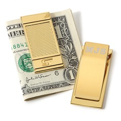 Personalized Elegant Stainless Steel Money Clips