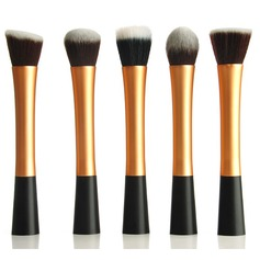 Professionelle 5Pcs Kunsthaar Make-up Accessoires