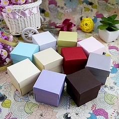 Simple Favor Boxes - Set Of 24(More Colors) (050024338)