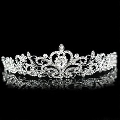 Upea Itvalta Akryylitimantit Wedding Bridal Tiara (042024262)