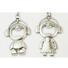 Boy and Girl Keychains/Bottle Opener (Set of 6 pairs) (052024726)