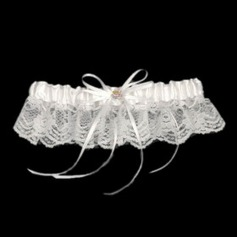 Satin With Rhinestone Wedding Garters(041005724)