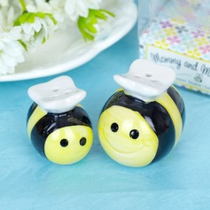 """""""Sweet As Can Bee"""" Salt & Pepper Shakers (Set of 2 pieces)"""