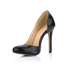 Kunstleer Stiletto Heel Pumps Closed Toe schoenen