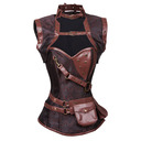 Women Elegant/Charming Polyester/Chinlon Tanks And Camis/Waist Cinchers/Corset Shapewear