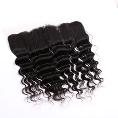 "13""*4"" 4A Deep Human Hair Closure (Sold in a single piece) (235138324)"