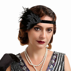 Ladies' Glamourous/Unique/Amazing/Eye-catching Feather With Feather Fascinators/Kentucky Derby Hats/Tea Party Hats (196220135)