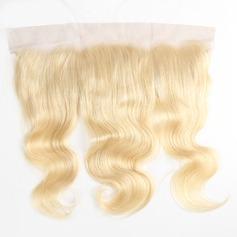 """13""""*4"""" 4A Non remy Corps les cheveux humains Fermeture (Vendu en une seule pièce) 70g"""