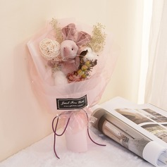 Girly Hand-tied Soap Flower Flower Gifts (Sold in a single piece) -