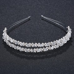 Unique Crystal Tiaras