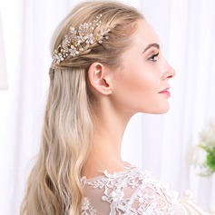Ladies Beautiful Alloy Hairpins (Set of 2)