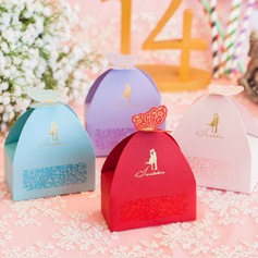 Butterfly Top Favor Boxes (Set of 12)