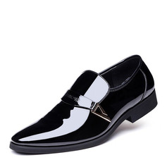 Men's Leatherette Monk-straps Casual Men's Oxfords (259172242)