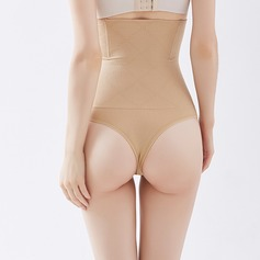 Women Charming/Casual Chinlon/Nylon Breathability/Butt Lift High Waist Panty Shapers Shapewear