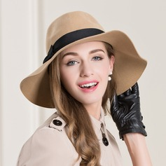 Ladies' Beautiful Wool Floppy Hat