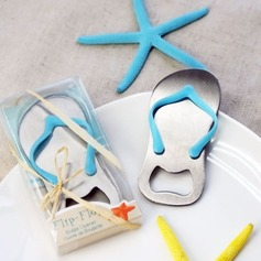 """Pop the Top"" Flip-Flop shape Beer Bottle Openers"