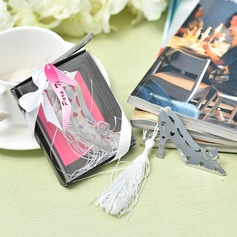 Classic Stainless Steel Bookmarks