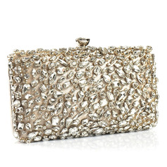 Elegant/Gorgeous/Delicate Crystal/ Rhinestone Clutches/Satchel/Evening Bags