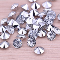 "2/5""(1cm) Bright Diamond Pieces (bag of 1000)"
