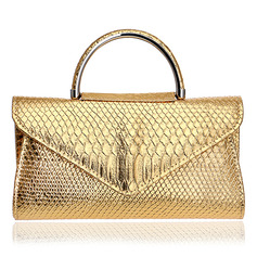 Elegant/Charming PU Top Handle Bags/Bridal Purse/Evening Bags