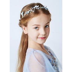 Imitation Pearls Headbands (Sold in a single piece)