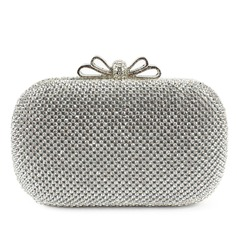 Shining Metal Clutches/Minaudiere (012052547)