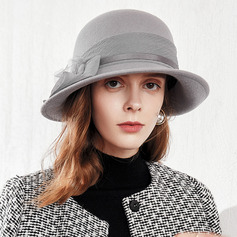 Ladies' Glamourous/Elegant/Pretty Wool Bowler/Cloche Hats