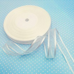0.6inch 50yard Organza Ribbon DIY Gifts Packaging Material (127154105)