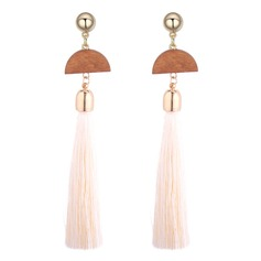 Beautiful Copper Women's Fashion Earrings (Set of 2)