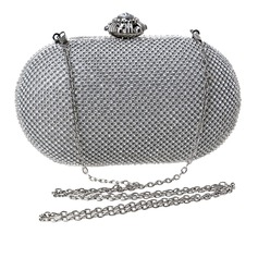 Elegant Alloy Clutches (012200338)
