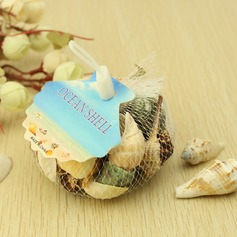 Beach Tema Conchiglie Accessori decorativi (40 pezzi)