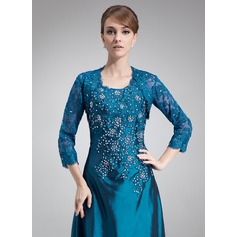 3/4-Length Sleeve Lace Special Occasion Wrap