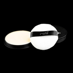 White Cotton Practical Powder Puff