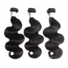 7A Primary cutting Body Wavy Hair Weaves/Weft Hair Extensions (Sold in a single piece) 100g