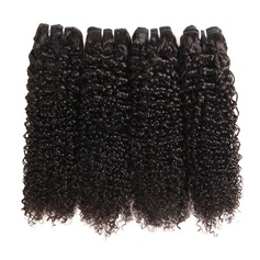 5A Curly Human Hair Human Hair Weave (Sold in a single piece) (235142561)