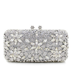 Elegant/Gorgeous/Refined Crystal/ Rhinestone Clutches/Bridal Purse/Luxury Clutches/Evening Bags (012220725)