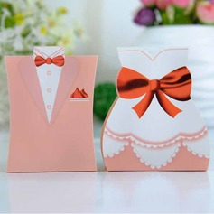 Tuxedo & Gown Favor Boxes (Set of 12)