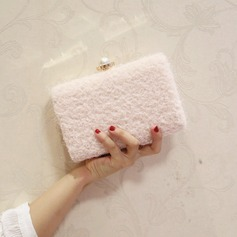 Polyester Clutches/Satchel