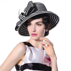 Ladies' Glamourous/Handmade/Eye-catching With Bowknot Kentucky Derby Hats/Tea Party Hats