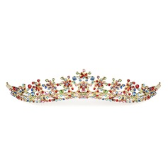 Colorful Alloy Tiaras