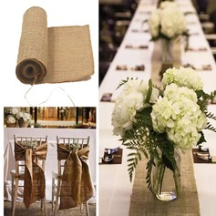Simple Linen Tablecloth Decorative Accessories